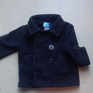 Toddler button up Coat